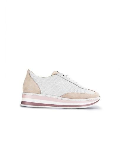 Zapato - Cordones - Piel - Negro
