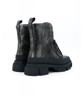 Zapato - Salón - Piel Charol - Cereza