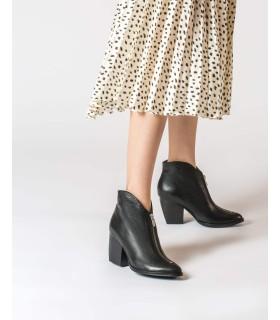 Zapato - Velcro - Charol - Marino