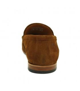 Sandalia - Velcro - Piel - Rojo - Bio