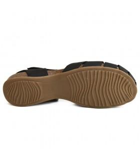 Zapato - Tacón - Salón - Piel Charol - Taupe