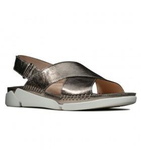 Sandalia - Tiras - Velcro - Piel - Rojo - Bio
