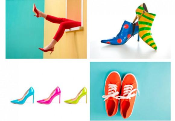 Como combinar de forma perfecta el color de tu calzado
