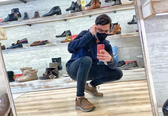 6 zapatos deportivos de hombre que no deben faltar en el armario esta primavera