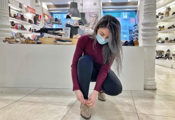[Aplauso] zapatos de mujer para el día a día