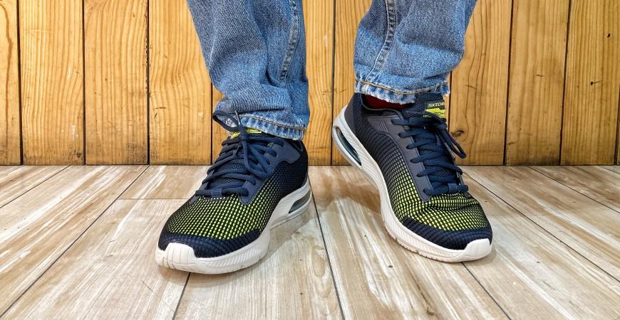 Los mejores estilos de Skechers de hombre para estar cómodos durante todo el día