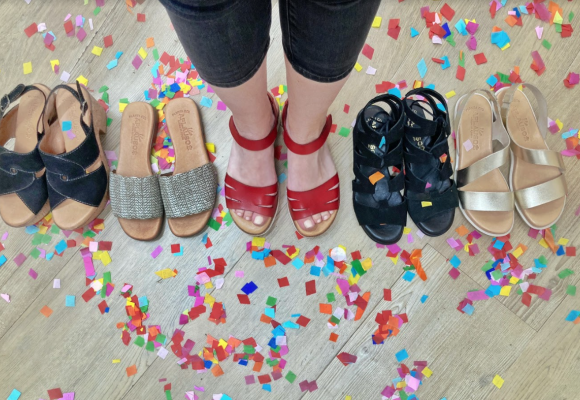 5 sandalias de Aplauso que debes tener este verano